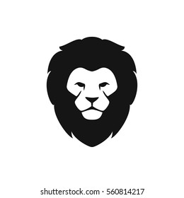 lion icon illustration isolated vector sign symbol