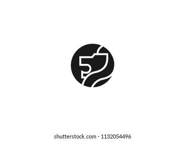 lion icon logo