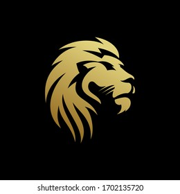 Lion logo Design vector template Illustration