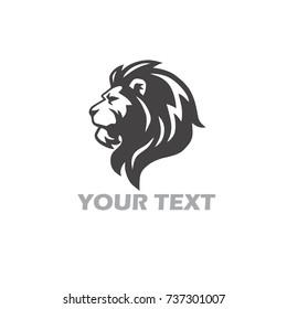 Lion Logo Mascot Vector