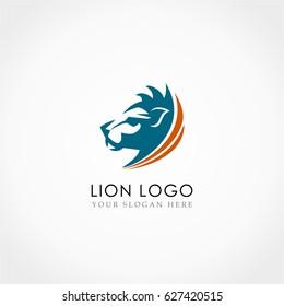 Lion Logo, Sport Logo, Animal Logo