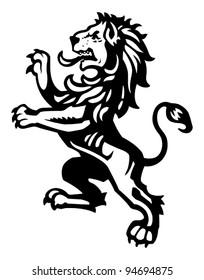 Lion Rampant 3