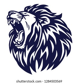 Roaring Lion Logo Images Stock Photos Vectors Shutterstock 1300 x 1380 jpeg 168 кб. https www shutterstock com image vector lion roar logo vector icon sports 1284503569