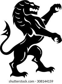 Lion Royal Beast Vector