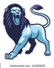 lion stance
