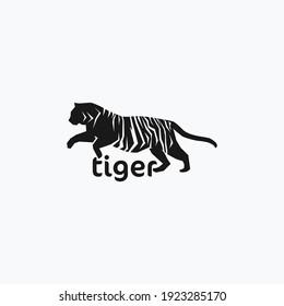 lion and tiger logo design