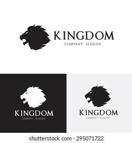 Lion Vector Logo Template