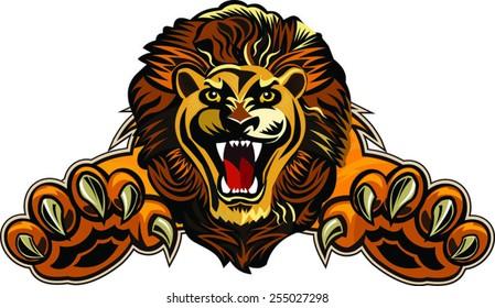 Lions jump