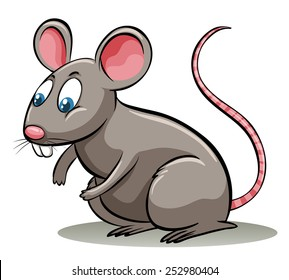 mouse cartoon images stock photos vectors shutterstock rh shutterstock com clip art rattle snake biting a man rattlesnake clipart free