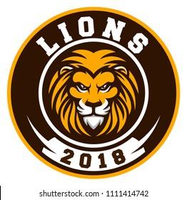 Lions Sport Logo