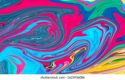 liquid abstract background.liquid texture,liquid poste, fashion art painting,Acrylic paint is mixed with water. Color texture.marble texture, Background texture, laptop screen.