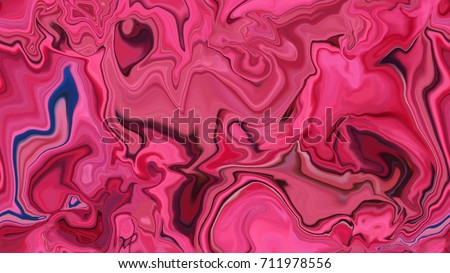 Liquid seamless vector marble