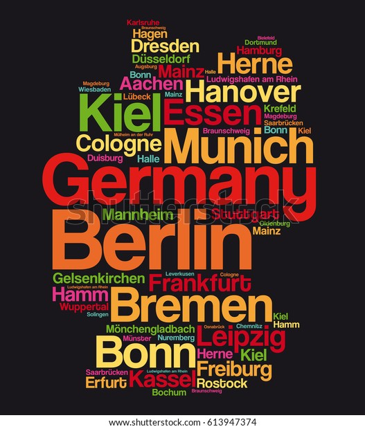 List Cities Towns Germany Map Word Stock Vector (Royalty ... on map africa cities, map with cities, german cities, map equatorial guinea cities, map of german states and capitals, map ethiopia cities, map of bavaria cities, map world cities, map japan cities, map jordan cities, map italy cities, map france cities, map spain cities, map england cities, map romania cities, map georgia cities, map india cities, map europe cities, map co cities, map turkey cities,