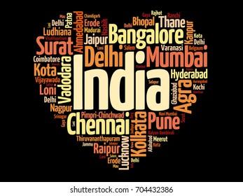 India Word Images, Stock Photos & Vectors   Shutterstock