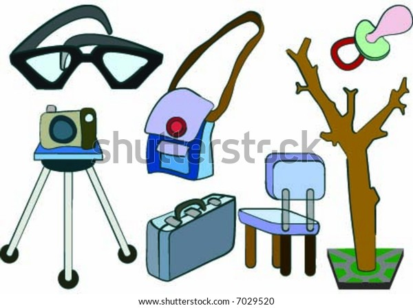 The little clip art collection