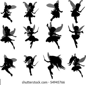Little fairies set