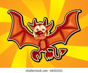 Little Flying Devil