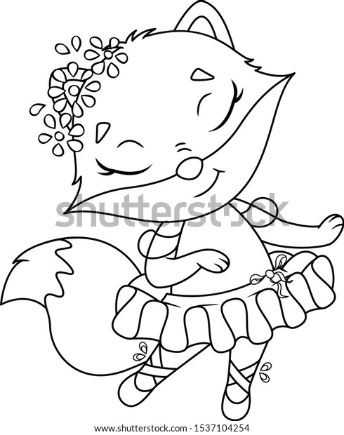 Ballerina Coloring Page | Free Printable #1304584 - PNG Images - PNGio | 620x490