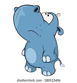 hippo cartoon images stock photos vectors shutterstock rh shutterstock com Girl Hippo Cartoon Cute Cartoon Hippo