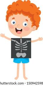 X Ray Cartoon Hd Stock Images Shutterstock