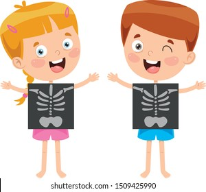 Kid X Ray Hd Stock Images Shutterstock