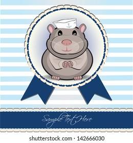 little mouse sailor