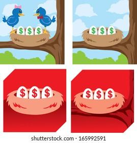 LIttle Nest Egg icon
