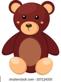 Little teddy bear toy