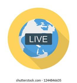 live   earth  world