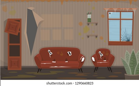Dirty Furniture Images, Stock Photos & Vectors | Shutterstock