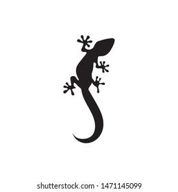 Lizard vector design animal and reptile gecko