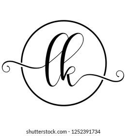 lk icon logo