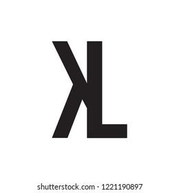 LK logo letter design