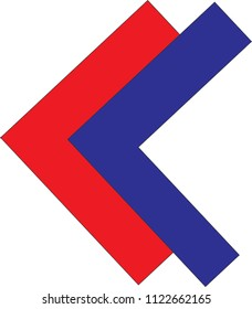LL letter logo vector