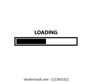 Similar Images, Stock Photos & Vectors of Loading bar icon
