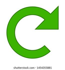 loading sign. flat illustration of loading. vector icon. loading sign symbol