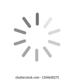 Loading- vector icon