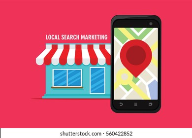 local search marketing ecommerce
