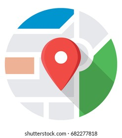 Local Seo Vector Icon
