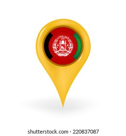 Location Afghanistan