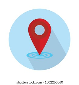 location find icon - From Map, Navigation, and Location Icons set