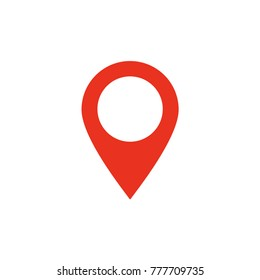 Location icon vector