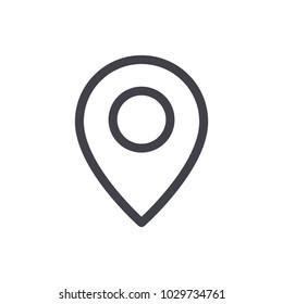 location icon vector Eps10