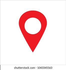 Location icon vector illustration