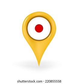 Location Japan