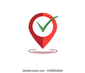 Location On Map Icon, HD Png Download
