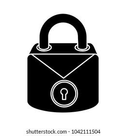 lock icon - padlock sign