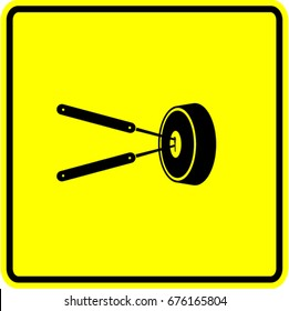 lock picking sign