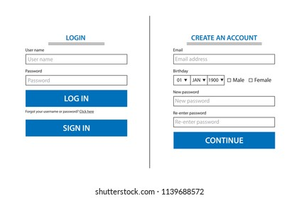 Login signin user