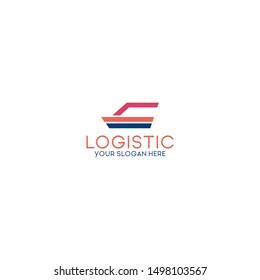 Logistic Logo for Company. Logistic Logo Design
